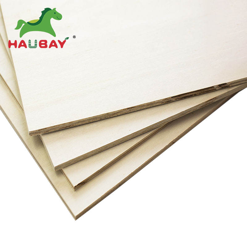 Promotion Products Waterproof Bleached 3Mm Poplar Plywood