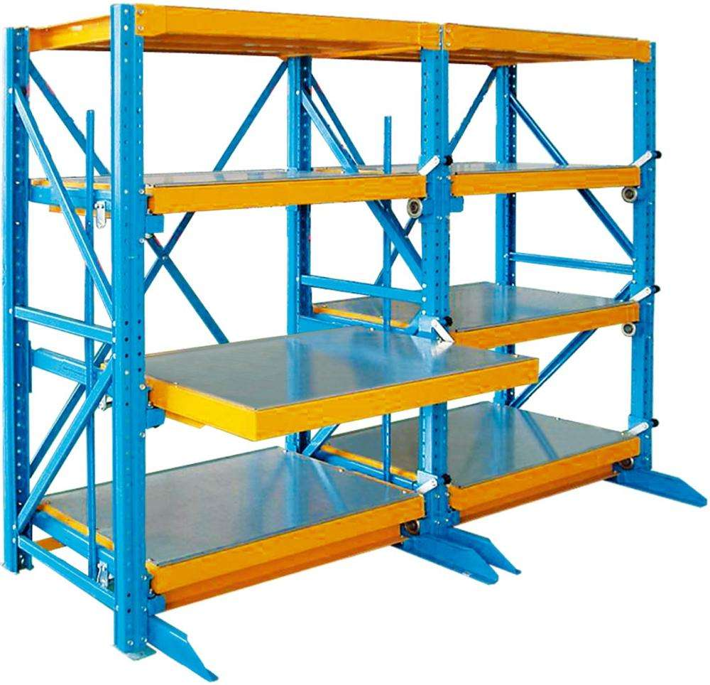 China warehouse storage racking factory heavy duty mould rack