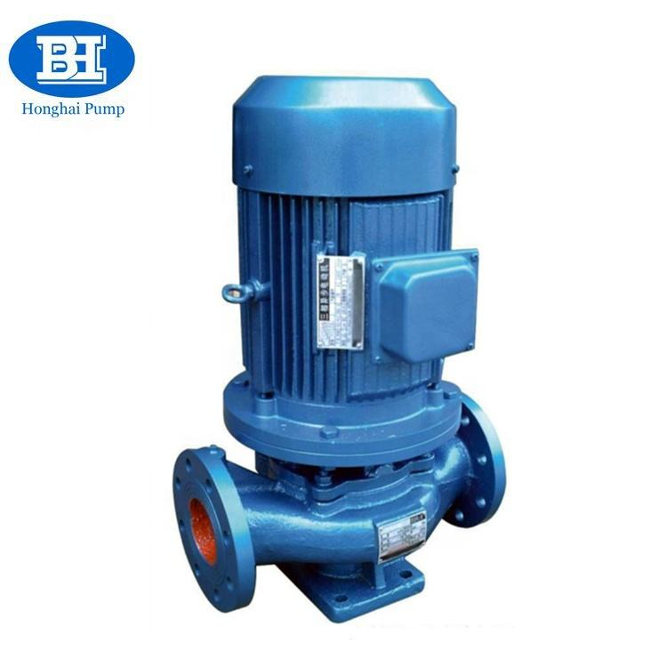 ISG single stage single suction series vertical centrifugal turbine water pump