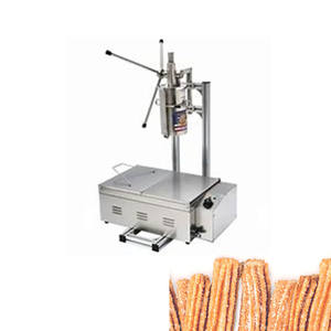 Best Selling spanish churros maker making machine and electric fryer maquina de churros