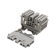 Factory direct sale UK2.5B din rail electric terminal board