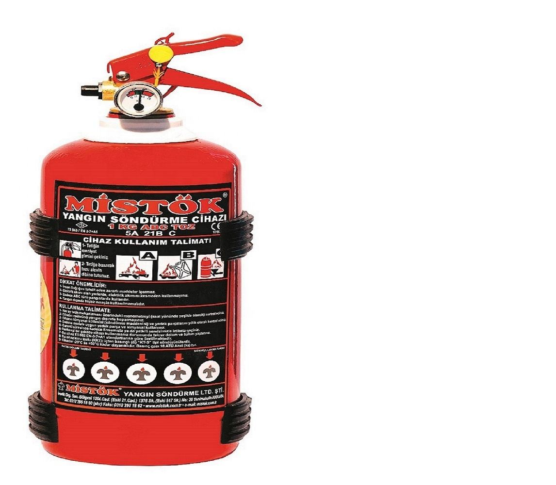 %40 MAP high quality best price red color easy use CE 1 kg A-01 MISTOK Fire Extinguisher Manufacturers Firefighting Equipment