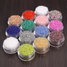 Wholesale Mini Opaque 2mm 3mm 4mm Miyuki Czech Glass Seed Beads 450g/bag Size 6/0 11/0 12/0 13/0 15/0 For Jewelry Making