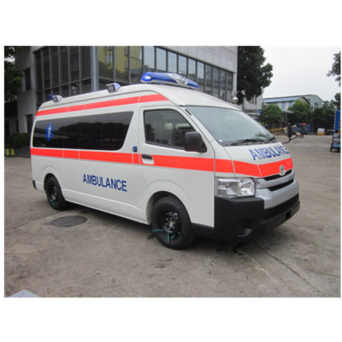 MSLAM03 Hiace Emergency ambulance car/ ICU Ambulance car price