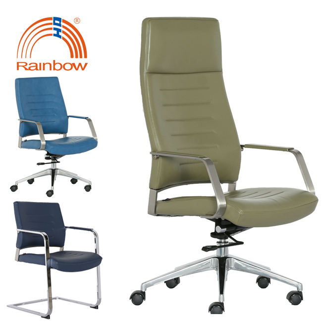 CM-B194AS EXECUTIVE LEATHER OFFICE CHAIR HIGH QUALITY CHAIR MODEREN OFFICE CHAIR