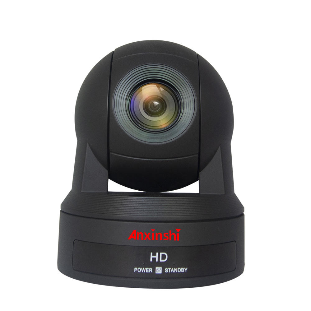 4K UHD 12X óptica Zoom PTZ IP/HDMI/SDI 3 en 1 RTMP Video conferencia