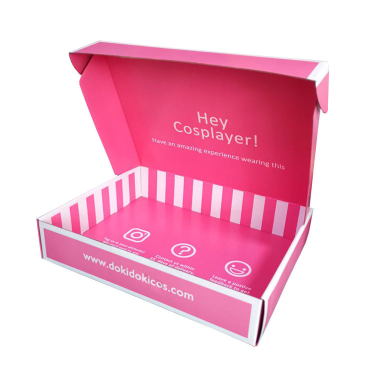 Factory custom made types of soap carton box packaging
