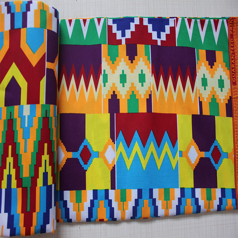 african wax prints fabric Wholesale Veritable african ghana kente /Veritable ghana fabric /Veritable kente cloth