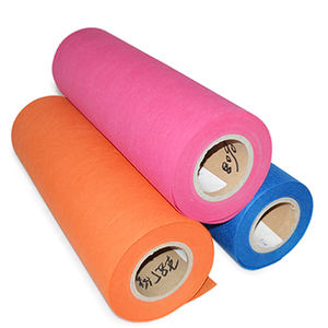 Eco-Friendly Nonwoven Spunbond 100% Polypropylene Fabric Roll