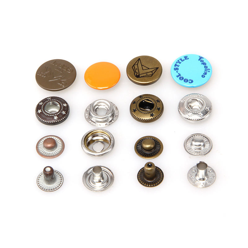 484# 15mm nylon spring snap button 482#17mm snap fastener for coat