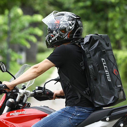 CUCYMA Factory Price Boating Camping PVC Bag Givi Motorcycle Backpack Waterproof