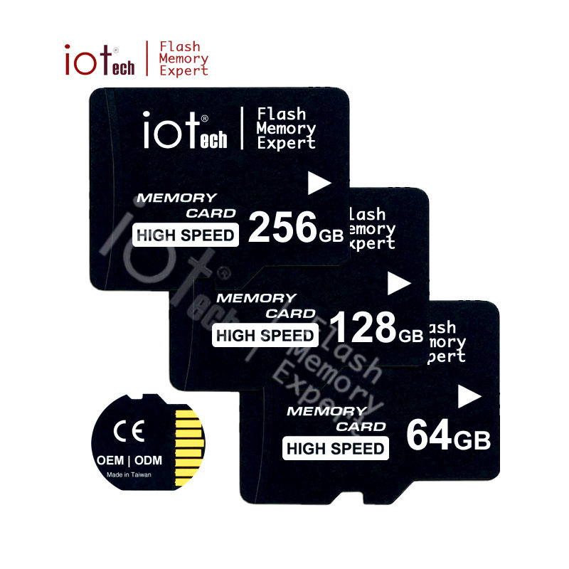 Factory Cheap Price High Speed Cid SD Memory Cards 64gb 128gb 32gb 16gb 8gb SD Card Custom Cid