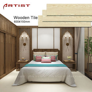 150X600mm chinese 3d ink-jet print interior/exterior wooden look porcelain wall tiles in the world
