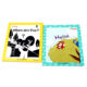 Cheap Mini Children Board Book Printing Hardcover Kid's Colorful School Book Printing