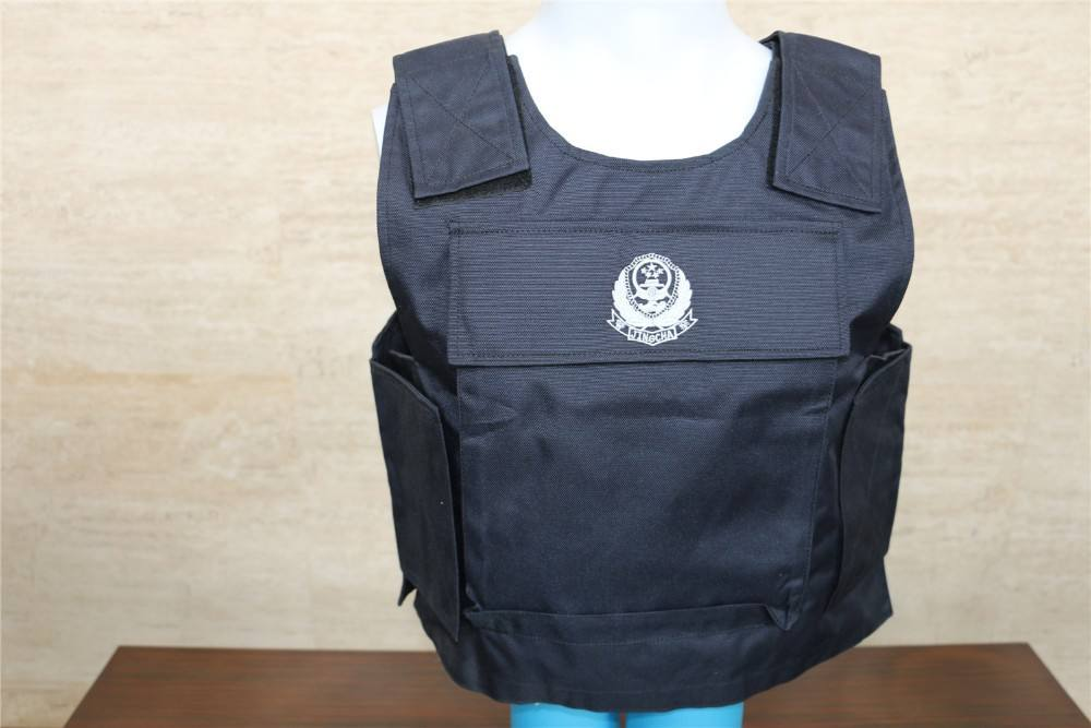Nij Iiia Level Bulletproof Combat Vest Lightweight Body Armor