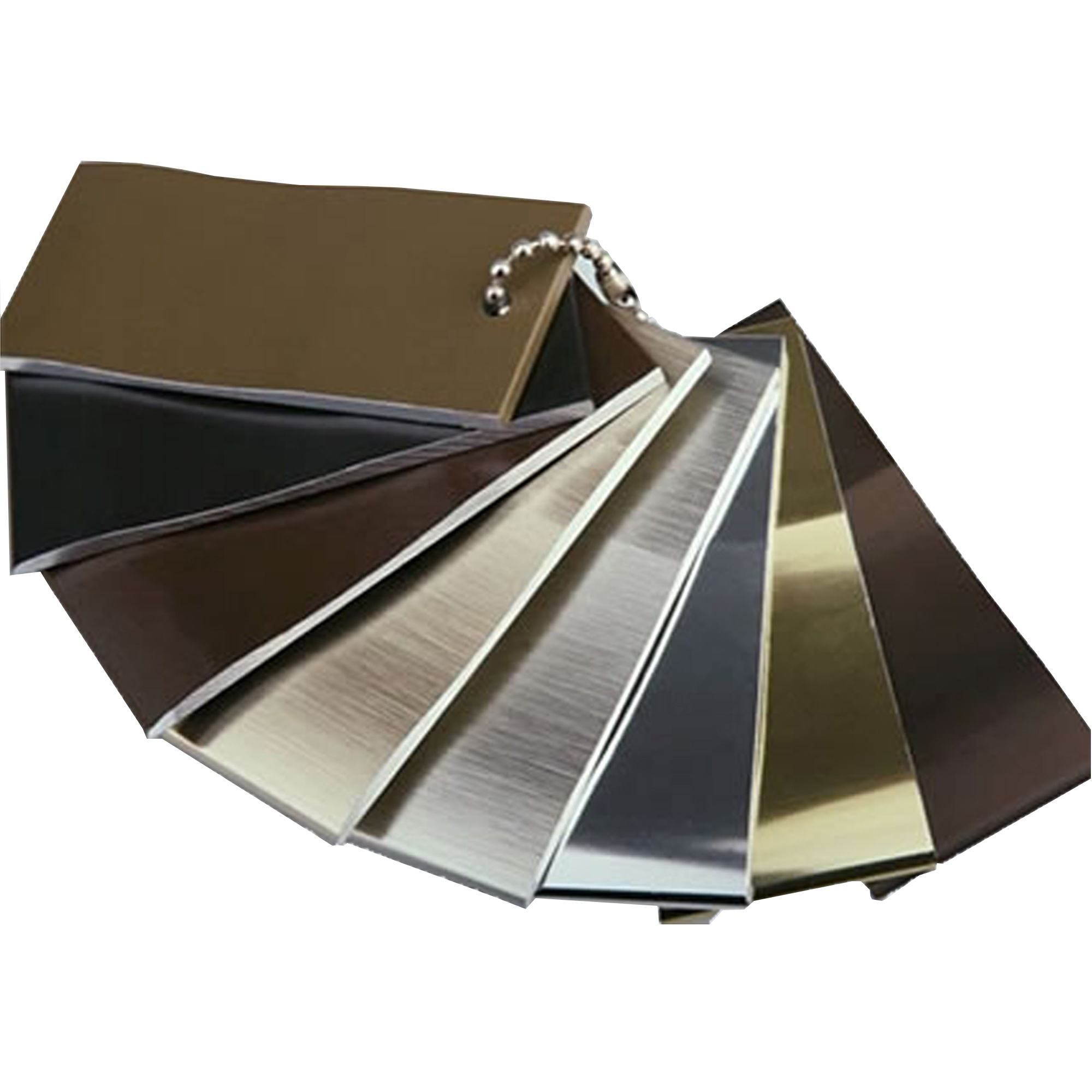Satin Anodised Aluminium Sheets Are Available From Stock 15-year Warranty Aluminum Cladding Panels Anodized Aluminium Sheet
