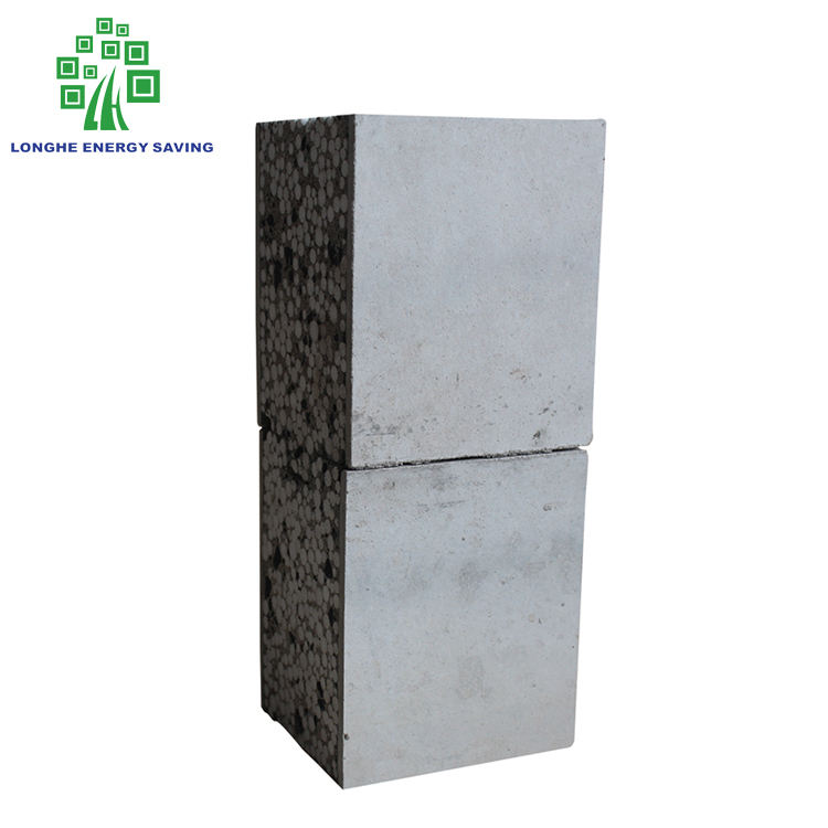 External Wall Clad Panel Foam Brick Wall Panel Eps Sandwich Grc Cement Panel
