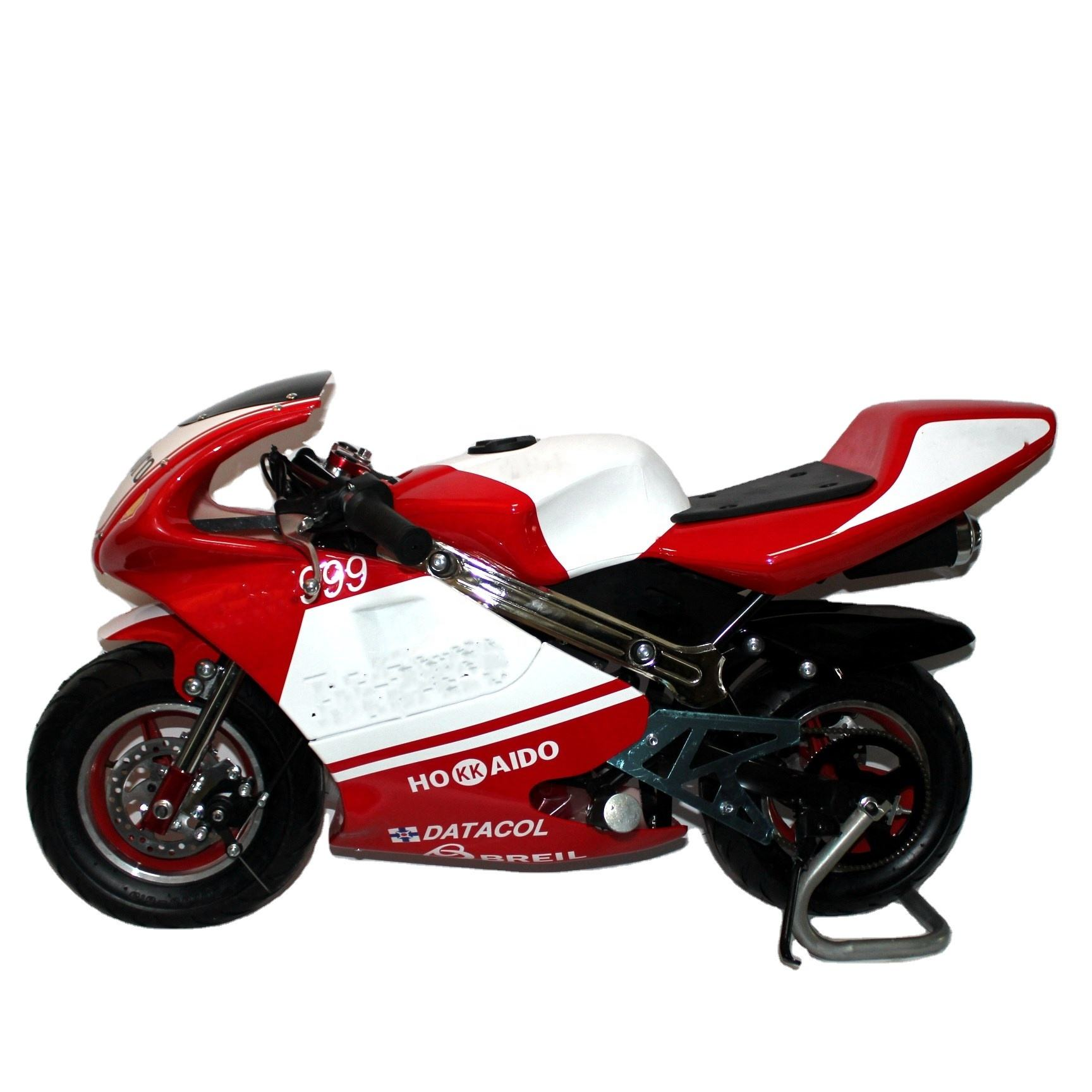 High品質格安Pocket Bike 49CC 2 StrokeためChildrenミニgpモト