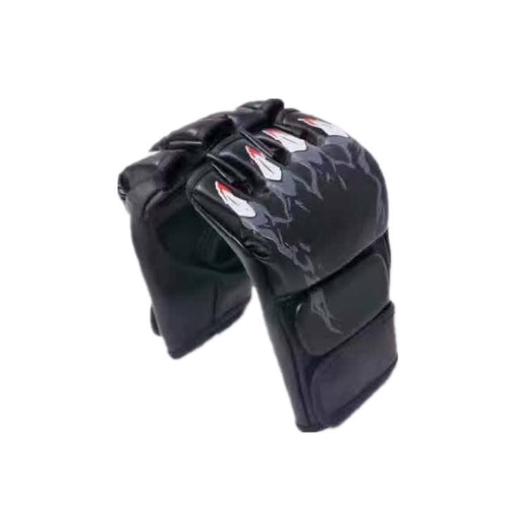 Online Shopping Custom Logo PU Leather Various Color Kids And Women Boxing Gloves From China