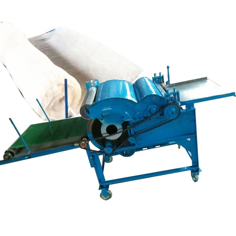 Automatic Cotton Waste Opener Recycling Machine Textile Waste Recycle Opening Machine
