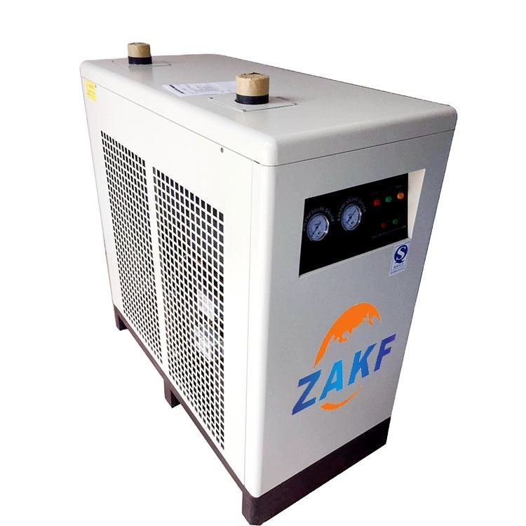 20HP 8bar refrigerated air dryer compressed dryer industrial compresor de aire portable air compressor