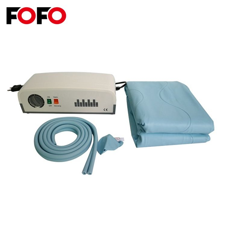 Anti-bedsore Manufacturer Bubble medical air mattress with pump