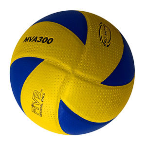 PU Soft Touch volley-ball Marque taille 5 match officiel MVA300 volley-ball d'intérieur de Haute qualité formation volley-ball balles