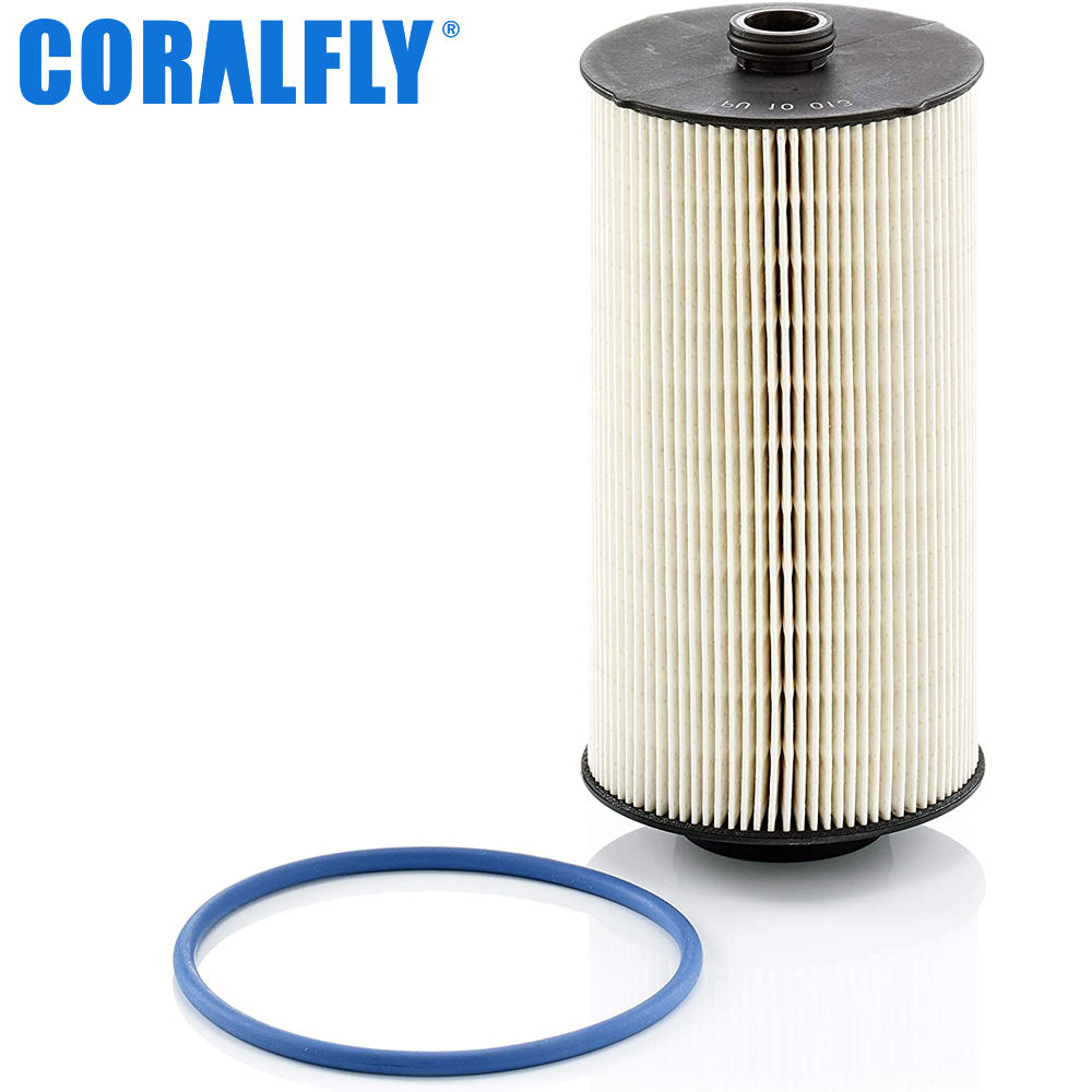CORALFLY OEM Heavy Truck Engine Diesel Fuel Filter 5801516883 For IVECO Fuel Filter