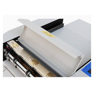 Professional Industrial Grade Digital Simi Automatic Creasing and Perforating Paper Machine