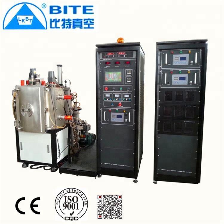 Mini Spray chrome plating machine for wheels vacuum coating plant