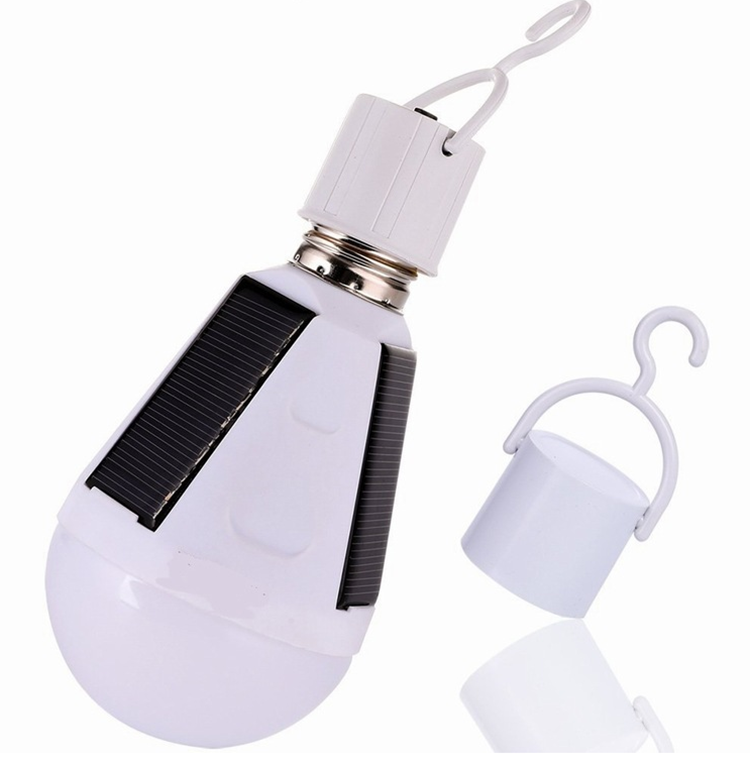 Bombillas solares small solar power emergency lights