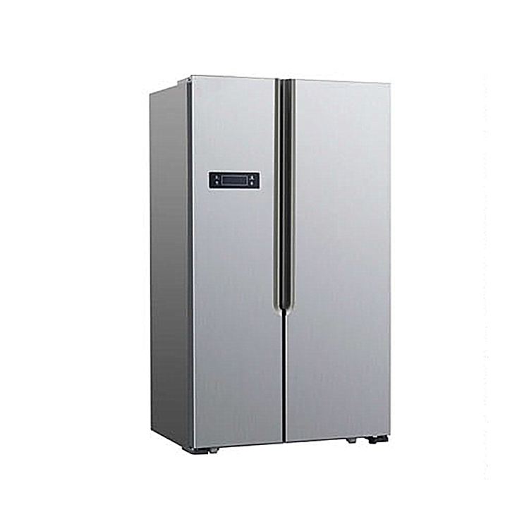 Double door 429L LED display no frost design Side-by-Side refrigerator