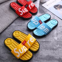 Summer Pvc Sliders Slippers Custom Slide Sandal Slides Footwear Slippers For Men Custom Men'S Slides Slippers