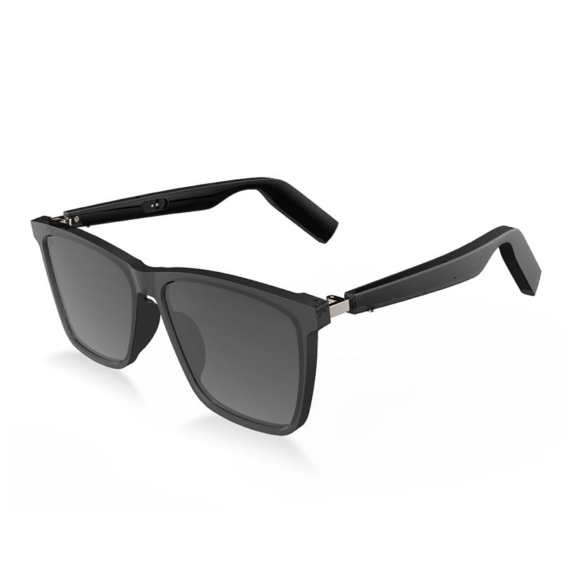 Fashion Sunglasses Newest 2020 Bluetooth Glasses Calling Smart Sunglasses with TWS Headphone