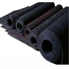 Manufacturers sell industrial black rubber floor mat