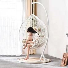 Bird's nest hanging basket outdoor leisure hammock hanging chair leisure rattan woven adult hanging basket