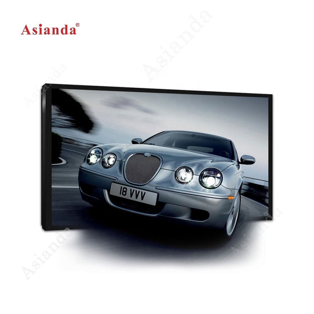98 Inch LCD Screen Open Frame Multi Interface 4k Resolution Commercial LCD Monitor Desktop