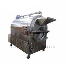 30kg-500kg/batch Hot sale peanut / chestnut / cocoa bean / corn soybean pumpkin nuts roaster machine