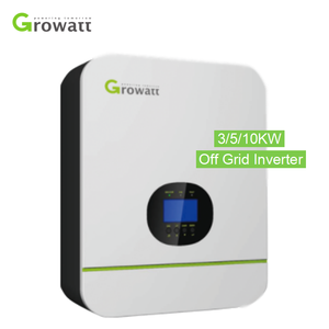 Growatt Inverter SPF 5000TL HVM P Off Grid Inverter Onda Sinusoidale Pura DC AC Solare Inverter