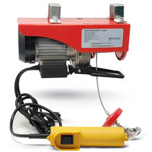3 ton Winch Type Electric Chain Hoist