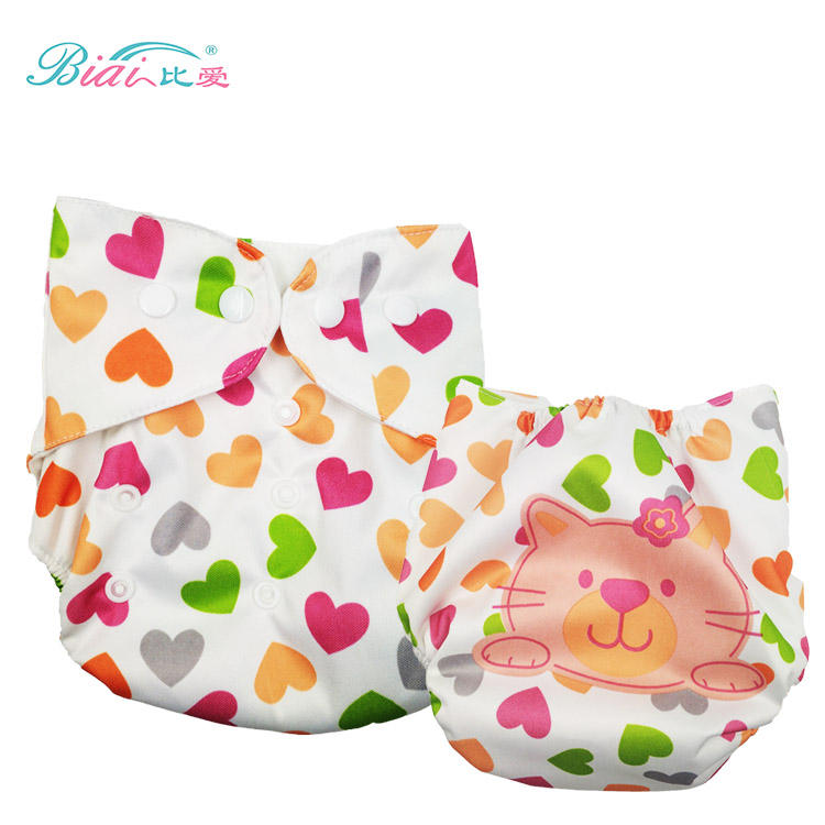 Factory Direct Cheapest Price Baby Nappies Soft Breathable Leak Guard Baby Washable Cloth Diapers For India Market