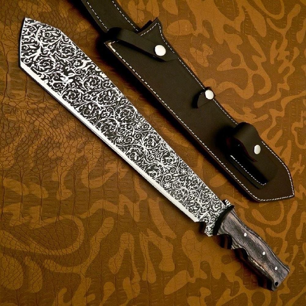 Wholesales New Hot Sell Fashion Products Samurai Mini Sword Etched Blade