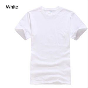 Maikesub full cotton custom sublimation t-shirt and thermal transfer custom t shirt printing t-shirts