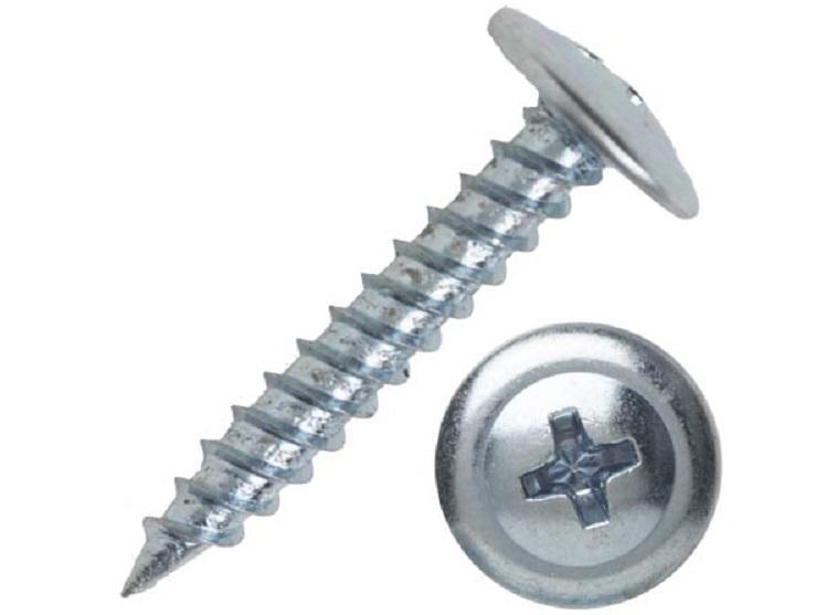 Китай m3 m6 шурупы для гипсокартона с покрытием, индивидуальные настилы, бетонная кнопка, крестообразная головка, саморез для де