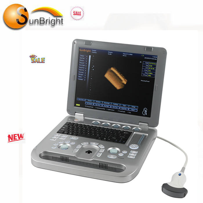 New Arrival Laptop 3D OB/GYN Ultrasound system with high quality