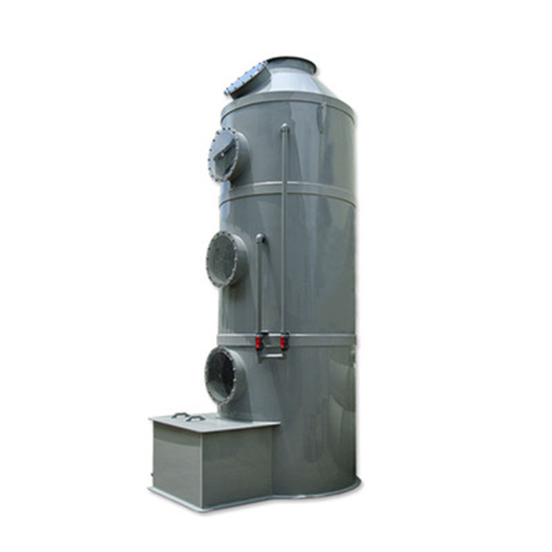 High quality waste gas treatment wet scrubber dust collector