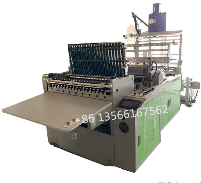 PE/Poly Plastic Courier Bag Making Machine Price