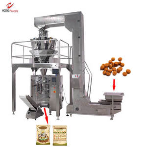 Pet food machine verpakking verwerking machine