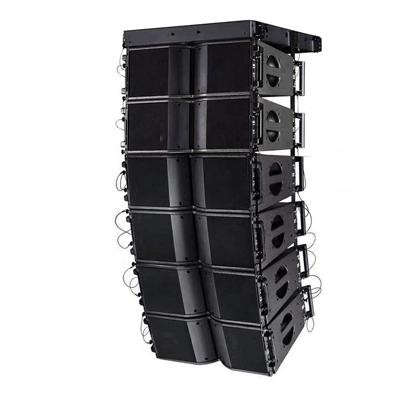 Top Pro Audio Pa 8 Inch Line Array Luidspreker