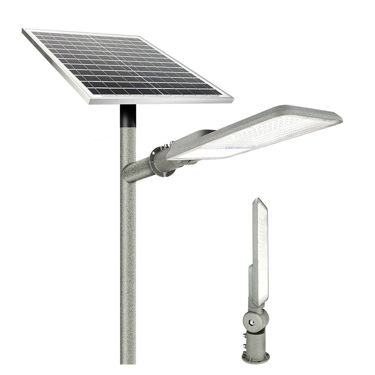 Kcd Solar Power Panel Lamp Outdoor IP66 Waterdichte Licht Home Solar Led Street Licht Met Motion Sensor 30Watt Solar led Lamp